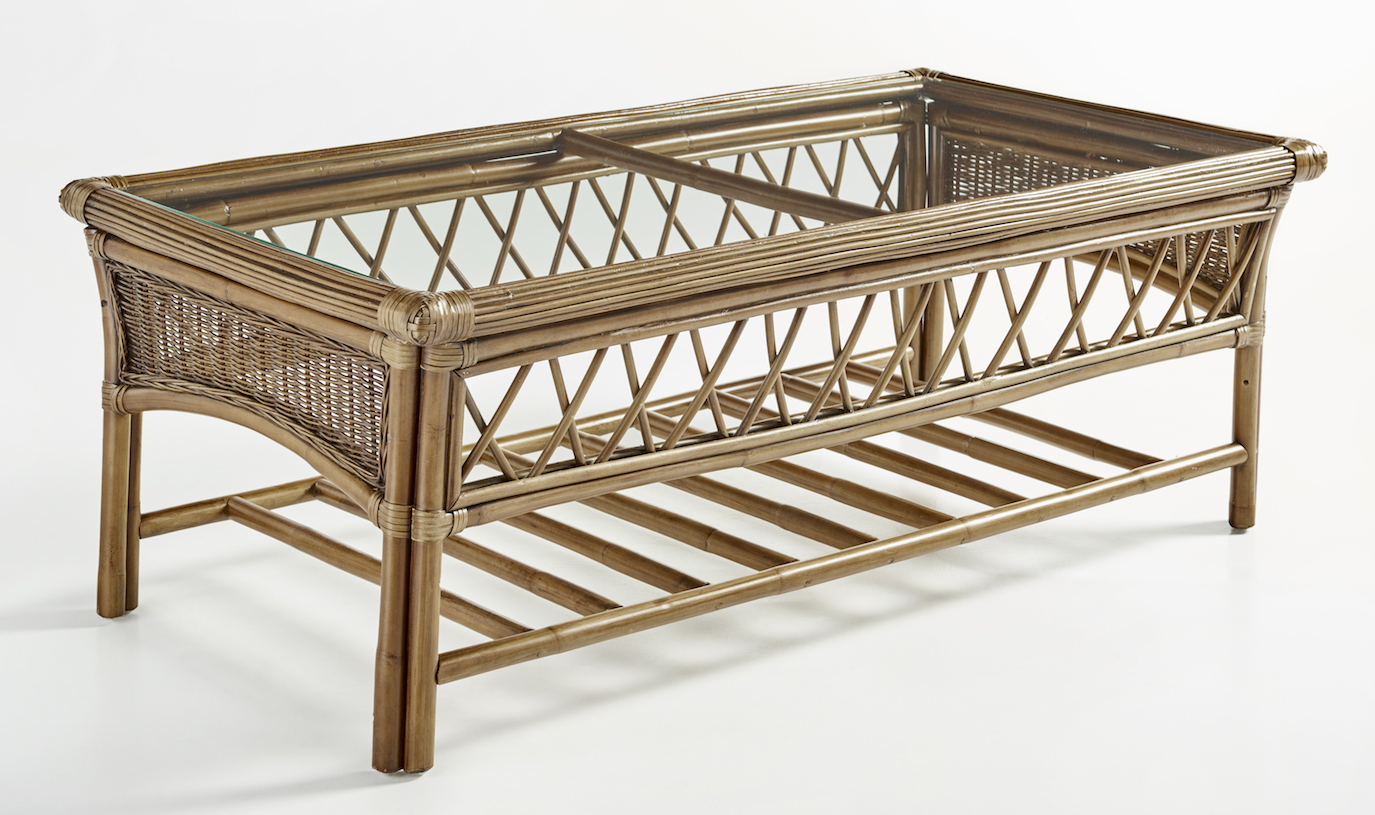 Winchester rattan coffee table geotapseo Images