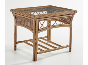 Winchester Rattan End Table