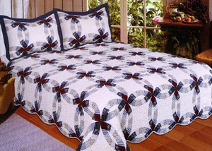 100% Cotton Valley Forge Sham by American Hometex