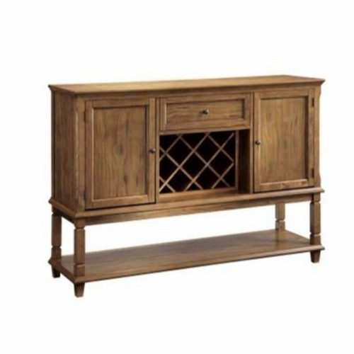 Buy 103715 d semi formal dining server at for Wild orchid furniture