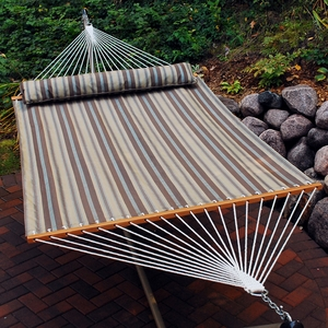 13' Quick Dry Hammock with Pillow by Algoma