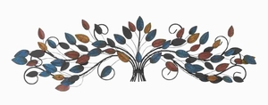 Metal wall decor with Detail Work and Elegant Style - 96901 by Benzara