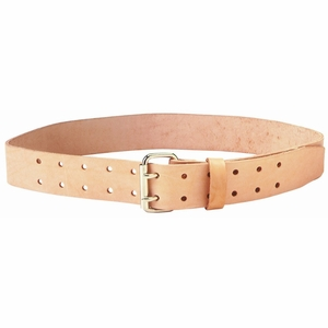 "2"" Wide Leather Work Belt (29""-46"")"