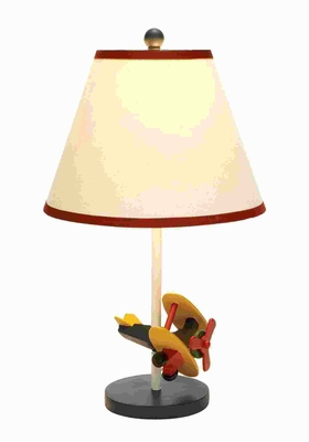 """21""""H Classic Designed Metal Table Lamp Glazed with Soft Colors  - 95796 by Benzara"""