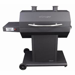 36 InchPellet Grill/Smoker W/ Searing Grate by US Stove