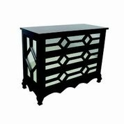 38 X 33 3 Drawer Sideboard by Yosemite Home decor