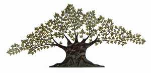 Metal TREE wall decor AMAZINGLY LOW PRICED - 68500 by Benzara