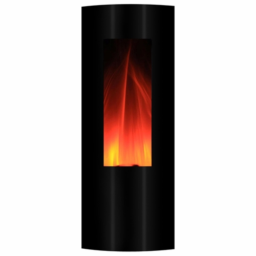 Yosemite Home Decor Df Efp300nm 42 In Wall Mount Tower Fireplace No Music By Yosemite Home Dcor