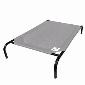 Coolaroo Elevated Pet Bed Small Grey