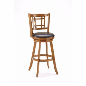 4650-826 Fairfox Swivel Counter Stool by Hillsdale