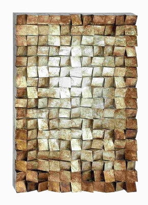 Unique Design Wood Wall Art With Exquisite Styling - 38558 by Benzara