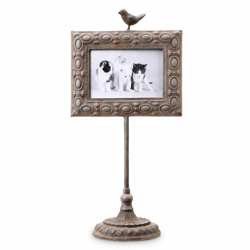 SPI-HOME 48040 5 x 7 Square Shaped Antique Picture Frame ...