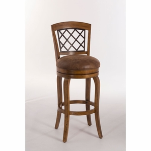 5626-826 Ericsson Swivel Counter Stool by Hillsdale