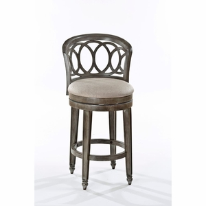 5638-826 Adelyn Swivel Counter Stool by Hillsdale
