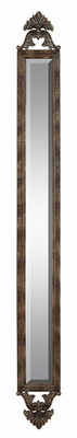 """91539 Metal Mirror 60""""H, 6""""W: New Year Gift Option For Everyone  - 91539 by Benzara"""