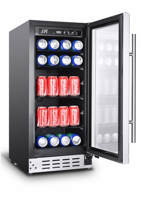 92-can Under-Counter Beverage Cooler (commercial grade)