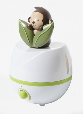 Adorable Monkey Ultrasonic Humidifier
