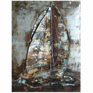 Yosemite Home Decor Adorable Styled Classy Styled Sailor's Way Painting