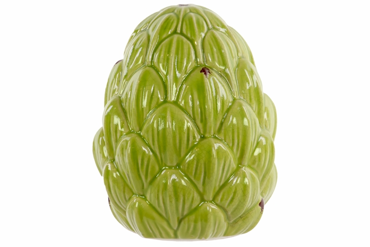 Buy alluring ceramic tall artichoke decor at for Artichoke decoration