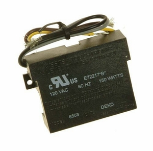 AmerTac 6503BC Westek 150W 3-Level Wire-In Replacement Dimmer