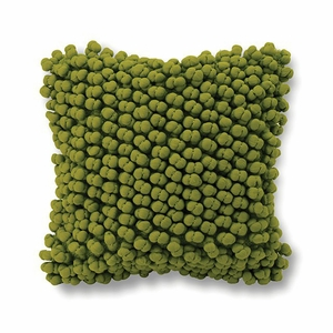 Anemo Contemporary Pillow, Green, Set of 6