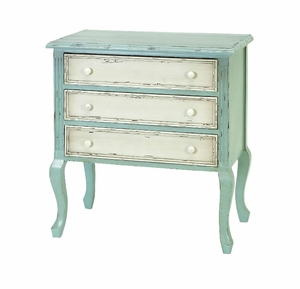 33 Inches High Wood Chest For Safe Storage - 61409 by Benzara