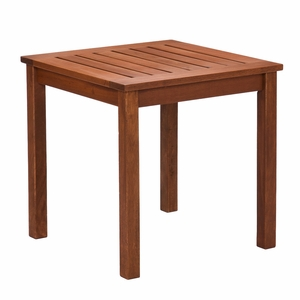 Attractive Indonesia's Customary Styled End Table by Southern Enterprises