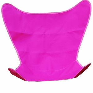 Attractive Pink Replacement Cover for Butterfly Chair by Algoma