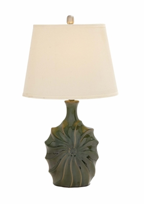 Attractive Styled Classy Ceramic Table Lamp - 97341 by Benzara