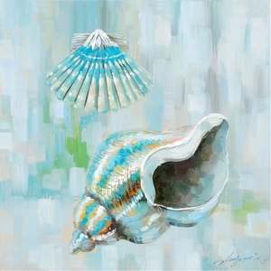 Attractively Styled From The Sea I Classy Painting by Yosemite Home Decor