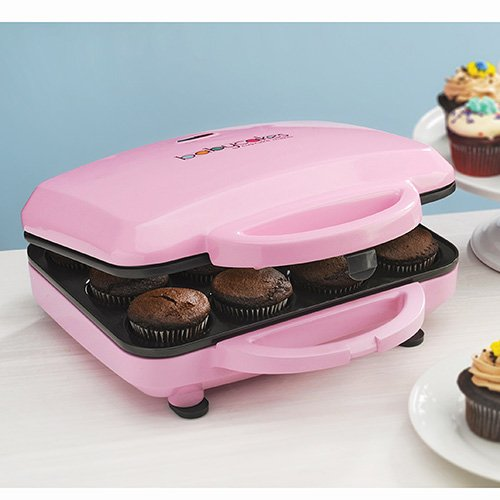 full size cupcake maker holstein housewares hf 09013e fun cupcake maker teal. Black Bedroom Furniture Sets. Home Design Ideas