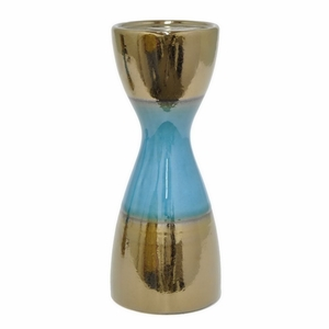 "Benzara 18855 12"" Ceramic Candle Holder - 18855 by BENZARA"