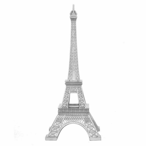 Benzara 63070 Resin Eiffel Tower - 63070 by BENZARA