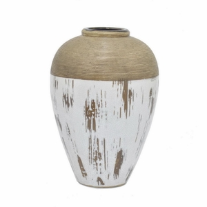 Benzara 70323 Captivating Ceramic Vase