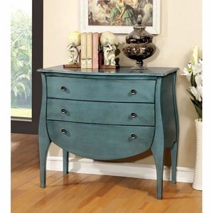 Beverly 3-Drawer Transitional Chest
