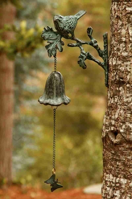 Bird Garden Bell An Excellent And Affordable Holiday Gift