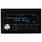 BLUETOOTH? | IN-DASH DOUBLE-DIN MP3-COMPATIBLE CD AM/FM RECEIVER