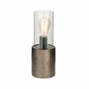 Brilliant Ceramic Table Lamp with Bulb by Benzara