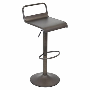 BS-TW-EMRY-AN Emery Height Adjustable Barstool with Swivel