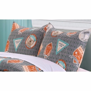Camp Out Sham Standard by Greenland Home Fashions