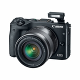 CANON EOS M3 W/ EF 18-55MM IS STM LENS