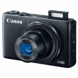 Canon PowerShot S120 12.1 MP CMOS Digital Camera with 5x Optical Zoom