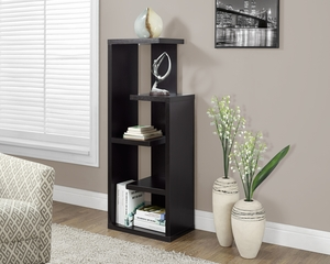 "Cappuccino 48""H Accent Display Unit"