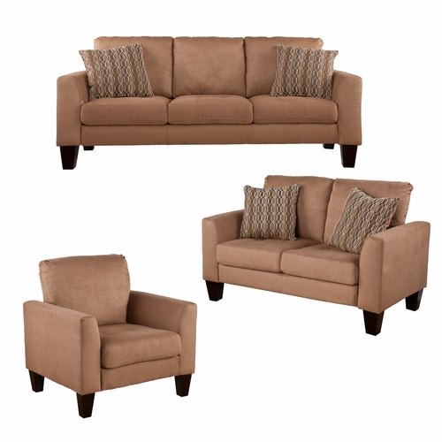 Southern enterprises up3046 carlton sofa loveseat for Wild orchid furniture