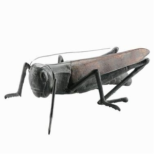 Cast Iron Garden Cricket Home Accessory by SPI-HOME