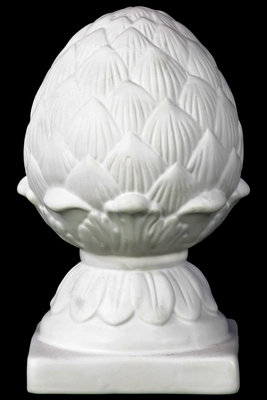 Ceramic Artichoke on a Platform