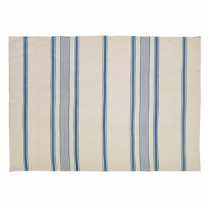 Charlotte Azure Table Cloth 57x80 - 25834 by VHC Brands