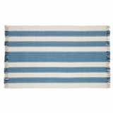 Charlotte Blue Rug 48x72 - 25934 by VHC Brands