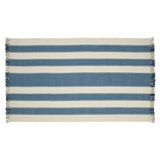 Charlotte Blue Rug 60x96 - 25935 by VHC Brands