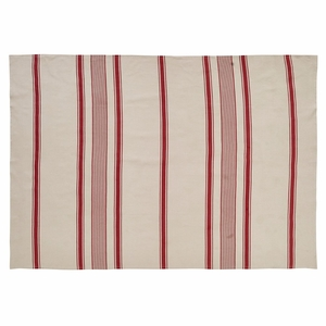 Charlotte Rouge Table Cloth 57x80 - 25794 by VHC Brands